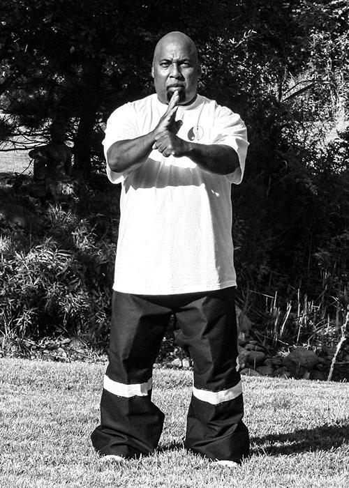 George Crayton Jr., ZongShi - Grandmaster and Founder of Crayton's Martial Arts