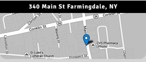 Directions to Martial Arts and Self Defense Classes in Farmingdale, NY
